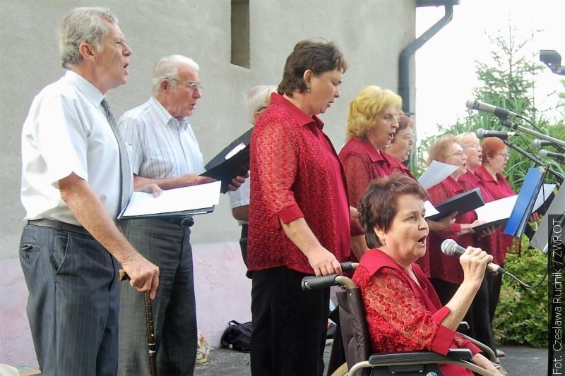 Na Zahradní slavnosti v Rychvaldu zpívali polské hity