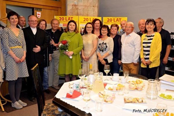 Z redakční pošty: Návštěva generální konzulky Polska v Klubu Polonus v Brně