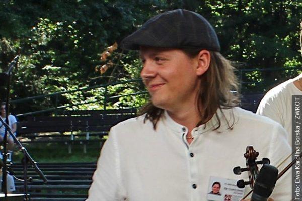 Chrystian Heczko získal cenu ve Strážnici