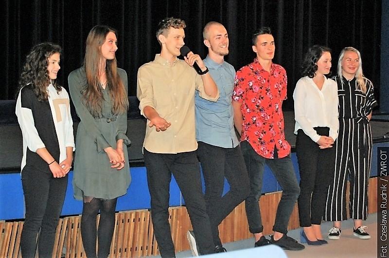 Mladí filmaři promítli své dílo