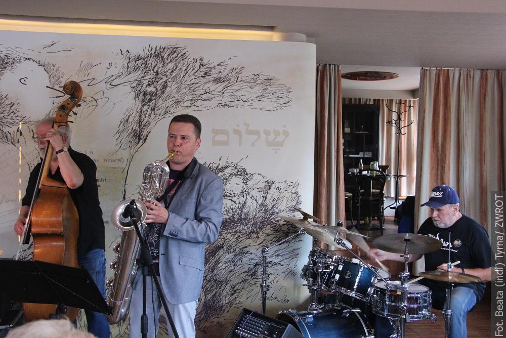 Jazz Time v Avionu