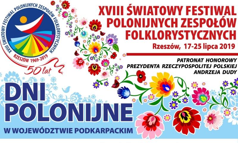 Tři naše folklorní soubory se účastní festivalu v Řešově