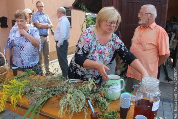 V Pogwizdowě se konal Svátek bylin