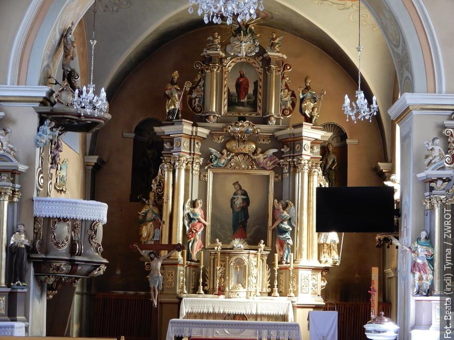 Procházky se Zwrotem: Kostel Svatého Martina v Horní Líštné