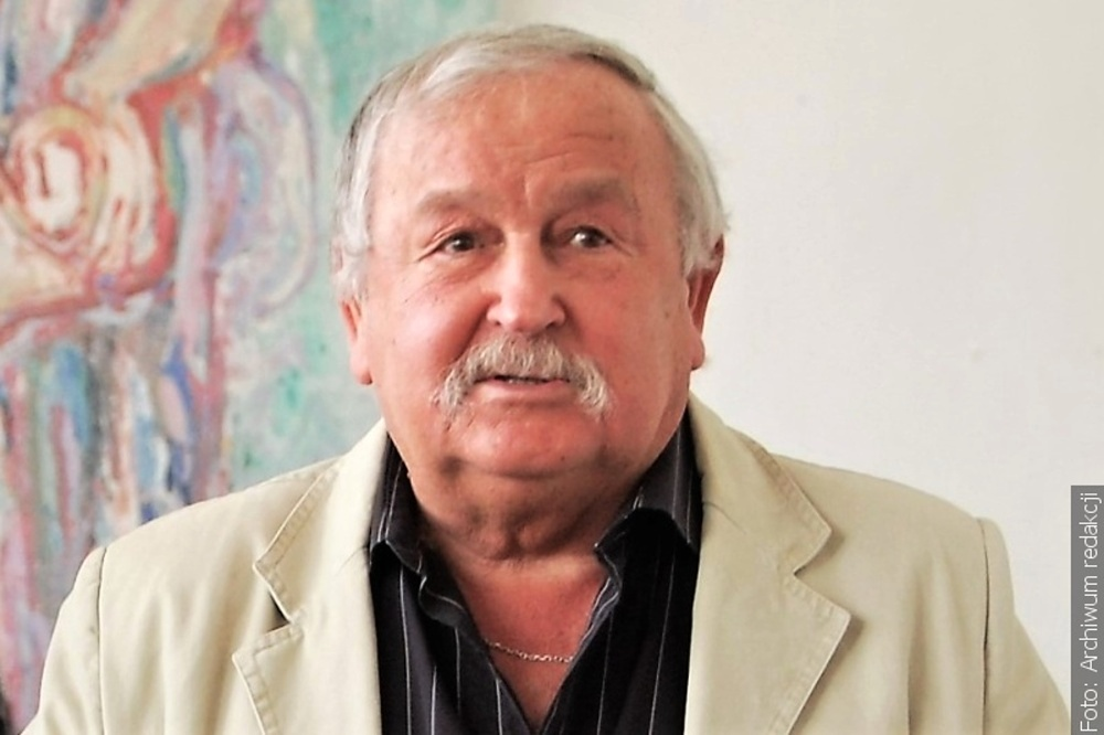 Karol Suszka dostal cenu