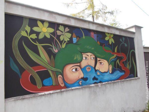 V Cieszyně můžete obdivovat nové nástěnné malby