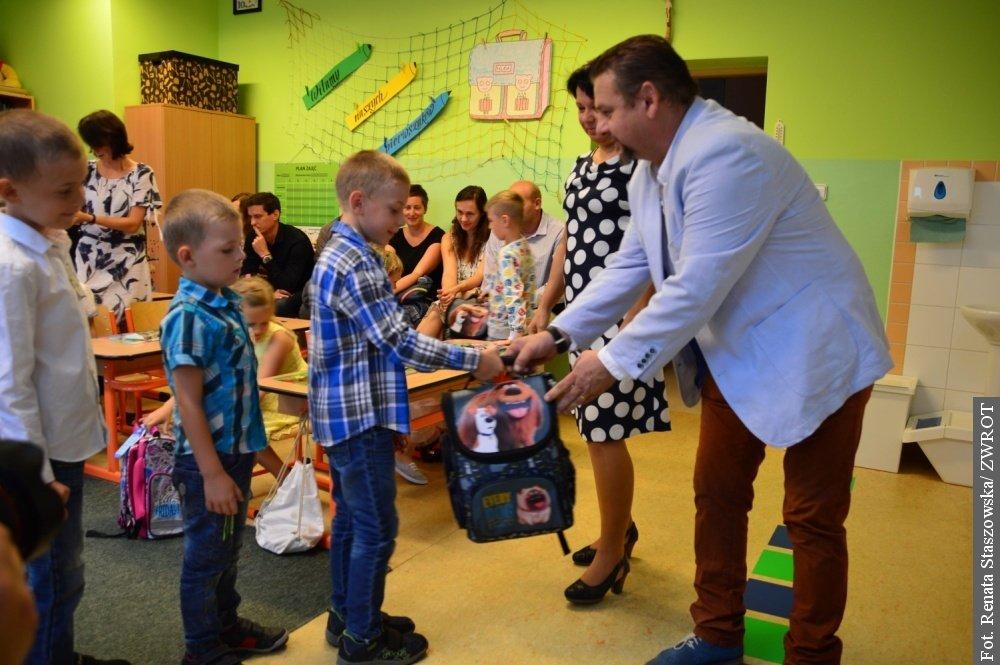 První zvonění v jablunkovské škole