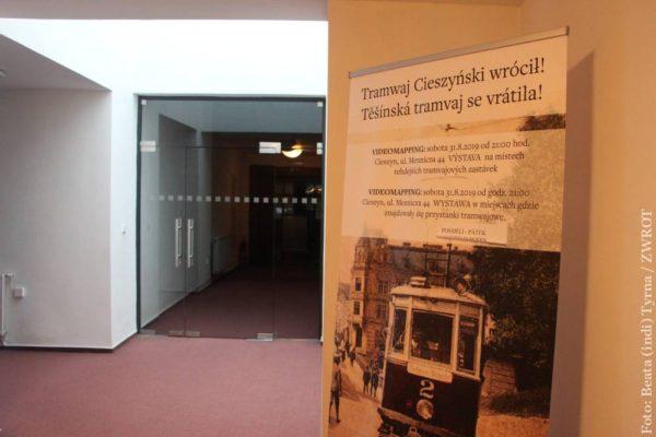 Výstava o těšínské tramvaji