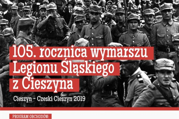 Před 105 lety se z Cieszyna vydala na pochod Slezská legie