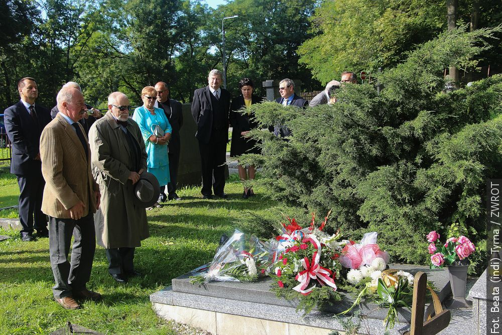 Připomněli si výročí úmrtí doktora Olszaka
