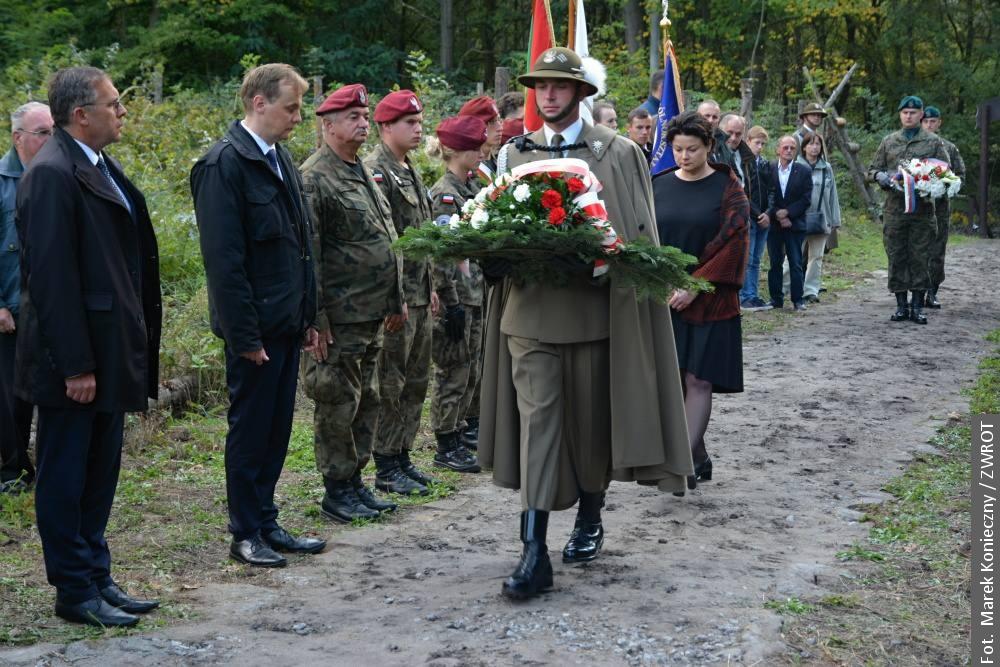 18. září 1939 bylo v Karviné zavražděno 12 Poláků