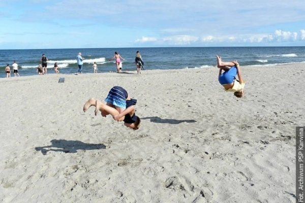Žáci sedmých tříd odjeli k Baltu
