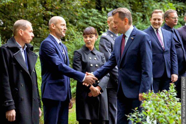 Dnes se v Těrlicku setkali ministři