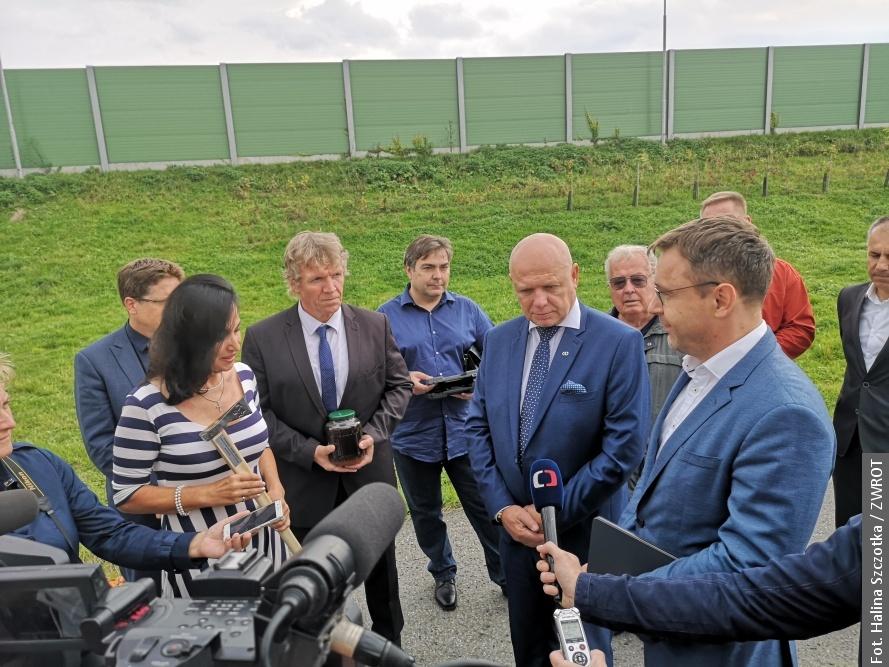 Výstavba silnice do Třanovic začne v říjnu