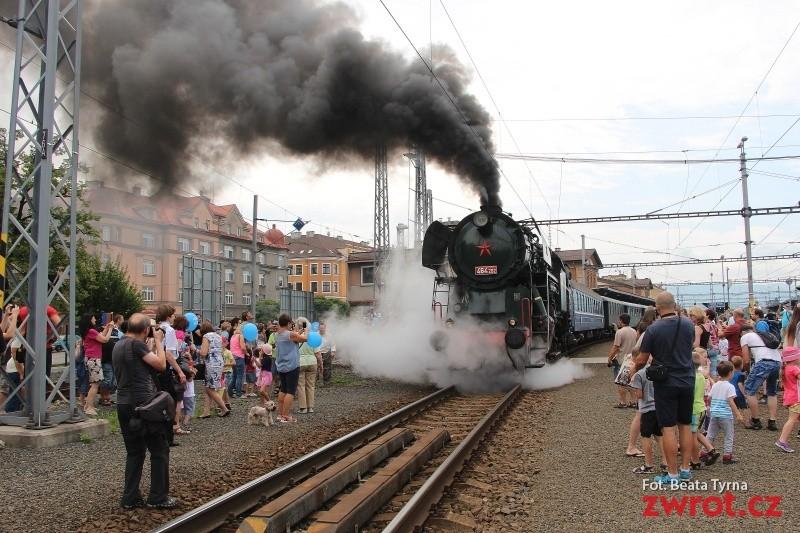 V sobotu se můžete dostat do Návsí historickým vlakem