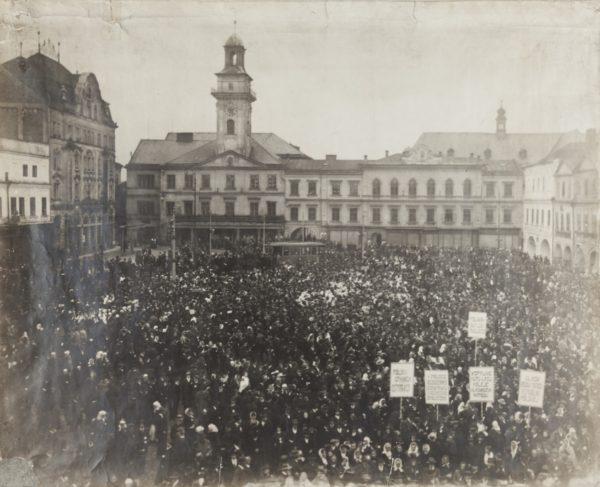 MUR na téma Národní rady Těšínského knížectví