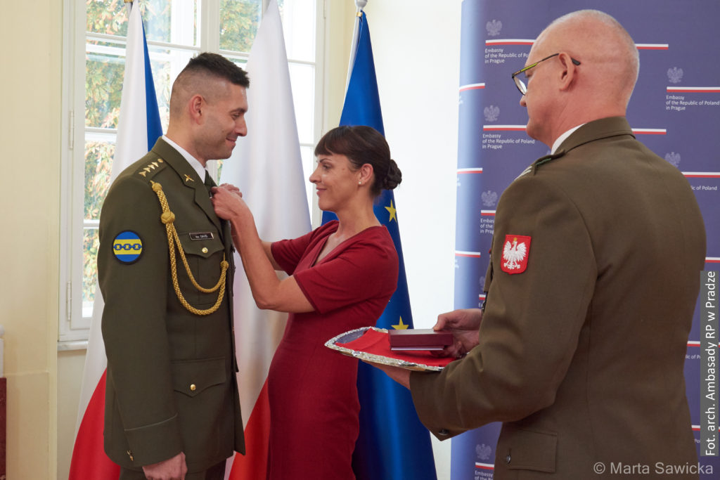 Slavnost ke Dni ozbrojených sil Polské republiky
