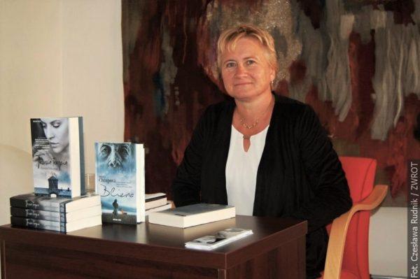 Novinářka z našeho regionu vyprávěla o své nové knize