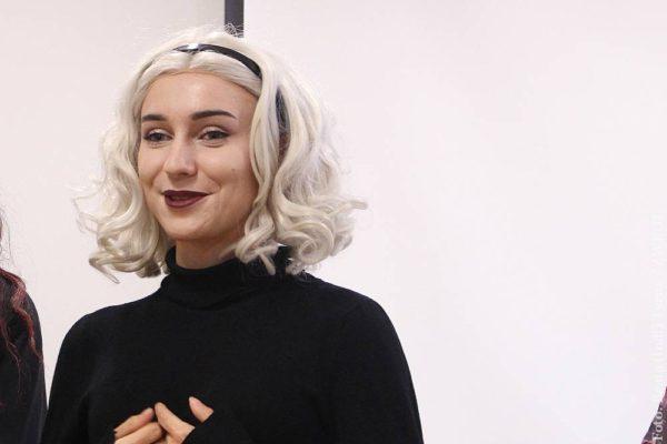 Nina Woźniak tvrdí, že cosplay je skvělý koníček, kterému se můžete věnovat ve volném čase