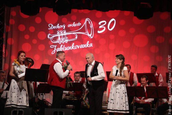 Dechovka Jablunkovanka oslavila 30. výročí svého vzniku