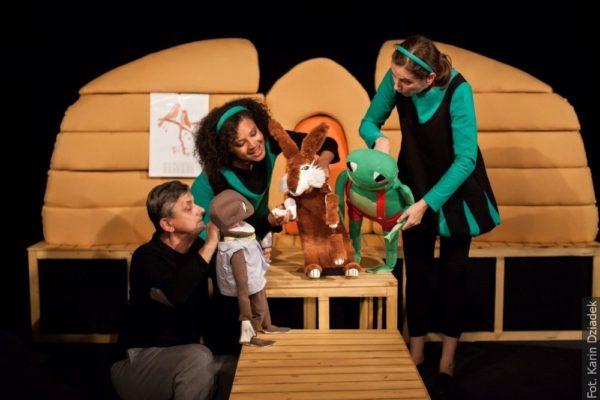 Scéna Bajka zve na polskou premiéru představení pro předškoláky