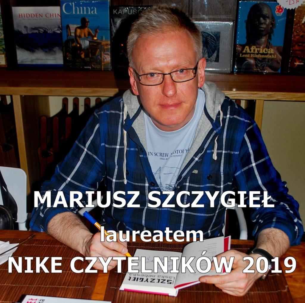 Mariusz Szczygieł získal literární cenu Nike