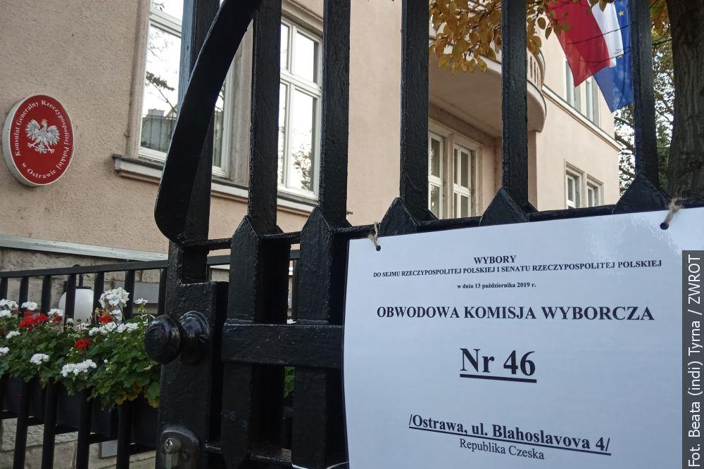 Víme, jak volili Poláci v Čechách