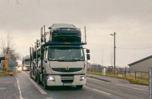 Nejvíce nezaregistrovaných automobilů je z Polska