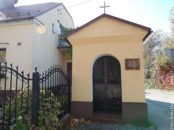 Procházky se Zwrotem: Kaplička v Puńcowské ulici v Cieszyně