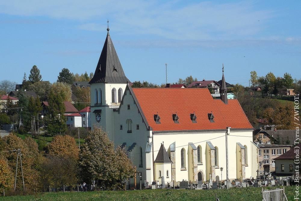 Procházky se Zwrotem: Kostel sv. Jiří mučedníka v Puńcowě