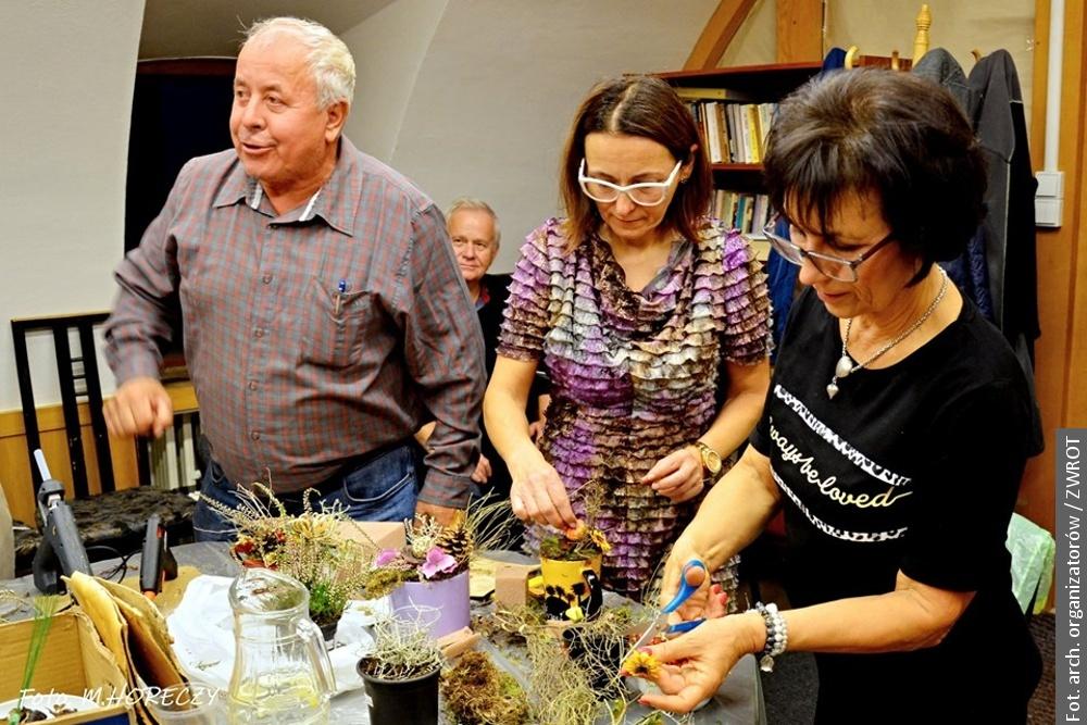Z redakční pošty: Vydařené floristické workshopy v Klubu Polonus v Brně