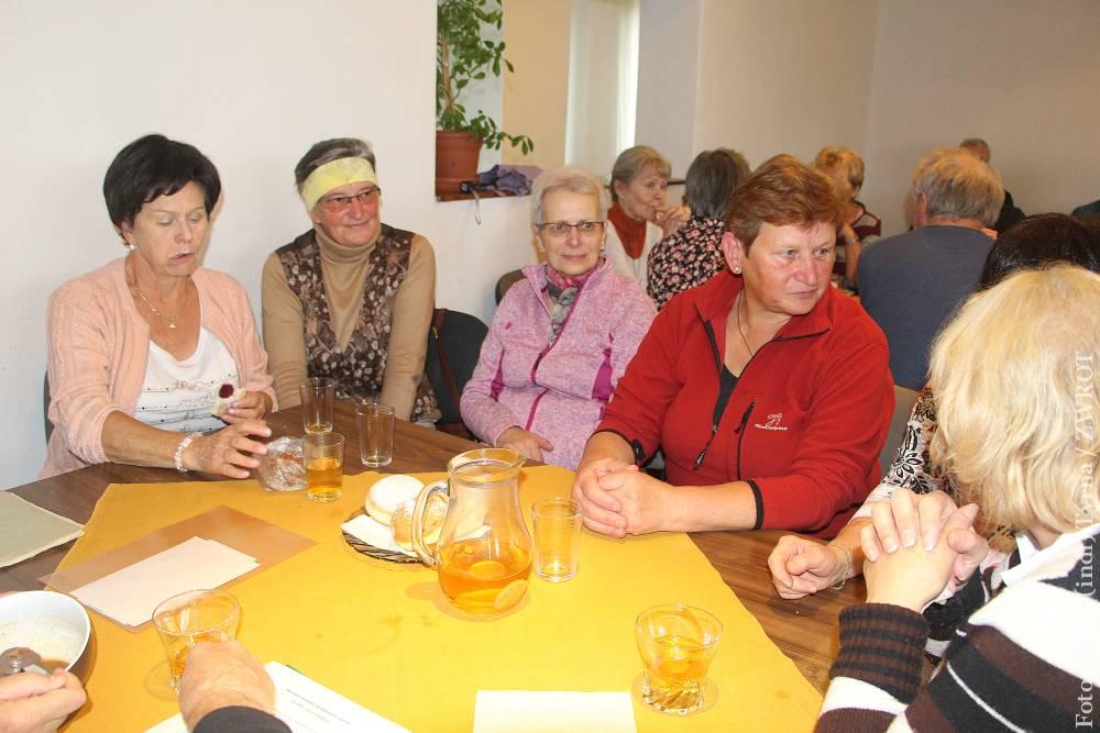 Členové turistického sdružení zhodnotili úterní výlety