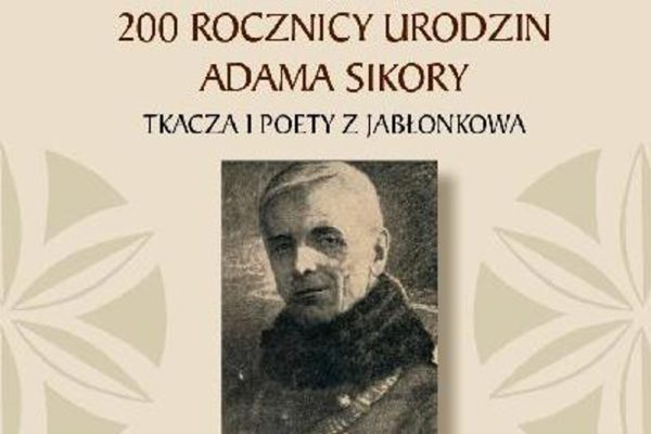 Připomenou si 200. výročí narození Adama Sikory