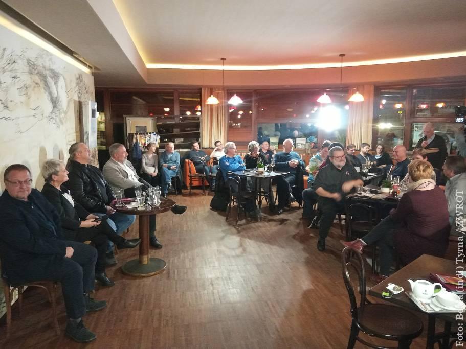 Setkání u příležitosti 30. výročí sametové revoluce v Avionu