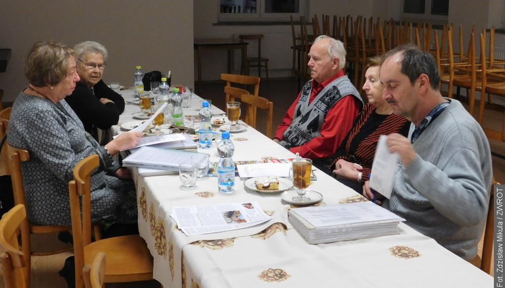 Z redakční pošty: Eugenia Kania byla hostem PZKO v Petrovicích