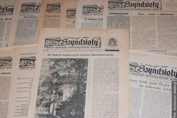 Před sedmdesáti lety se objevilo poslední číslo časopisu Szyndzioły, předchůdce Zwrotu
