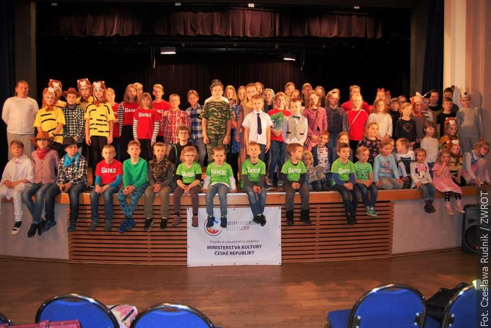 Polské dětské divadlo v  našem regionu se má skvěle