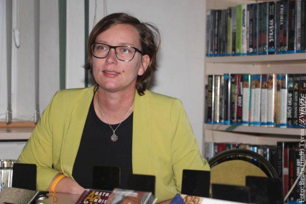 Do světa audioknih nás uvede Elżbieta Štěrba-Molenda