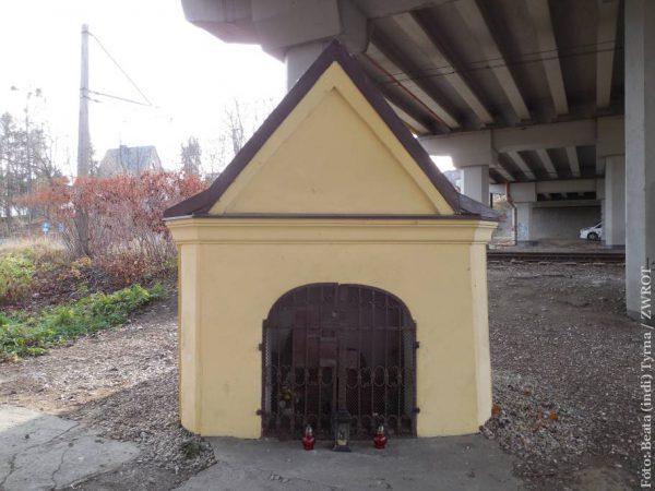 Procházky se Zwrotem: Kaplička odsouzených u Černého chodníku