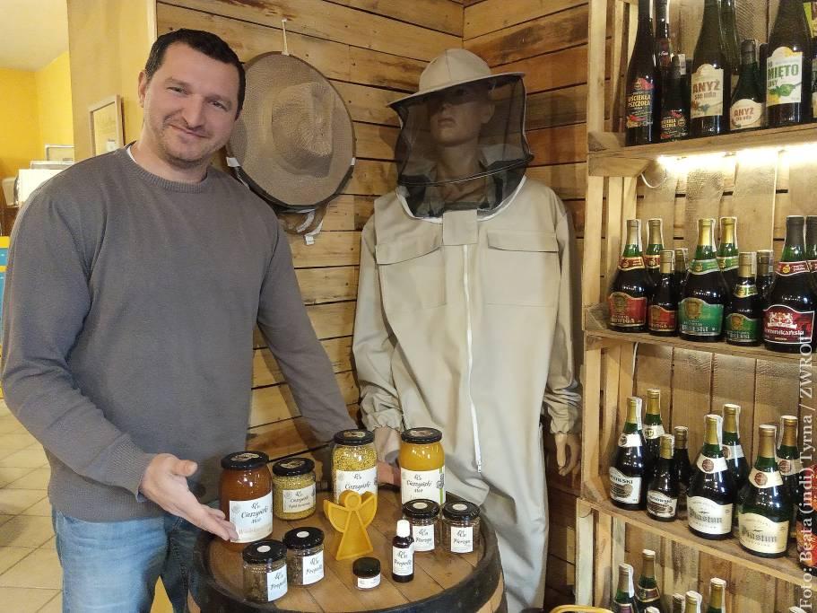 Včelí dary