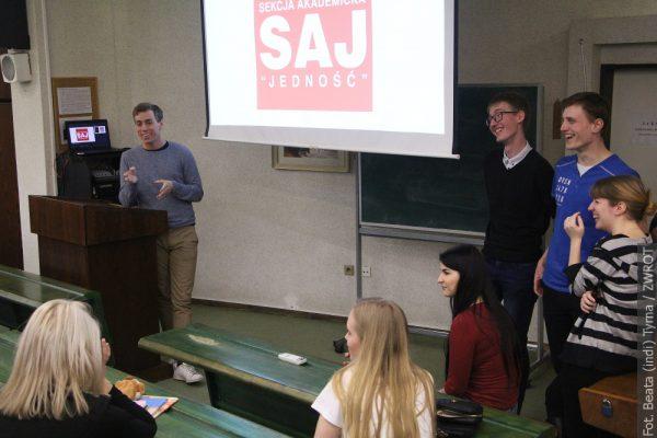 Iniciativy PZKO: Akademická sekce Jednota