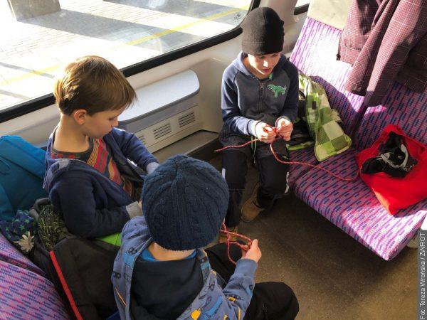Zuchy z Karviné a Českého Těšína odjely na tábor do Oldřichovic