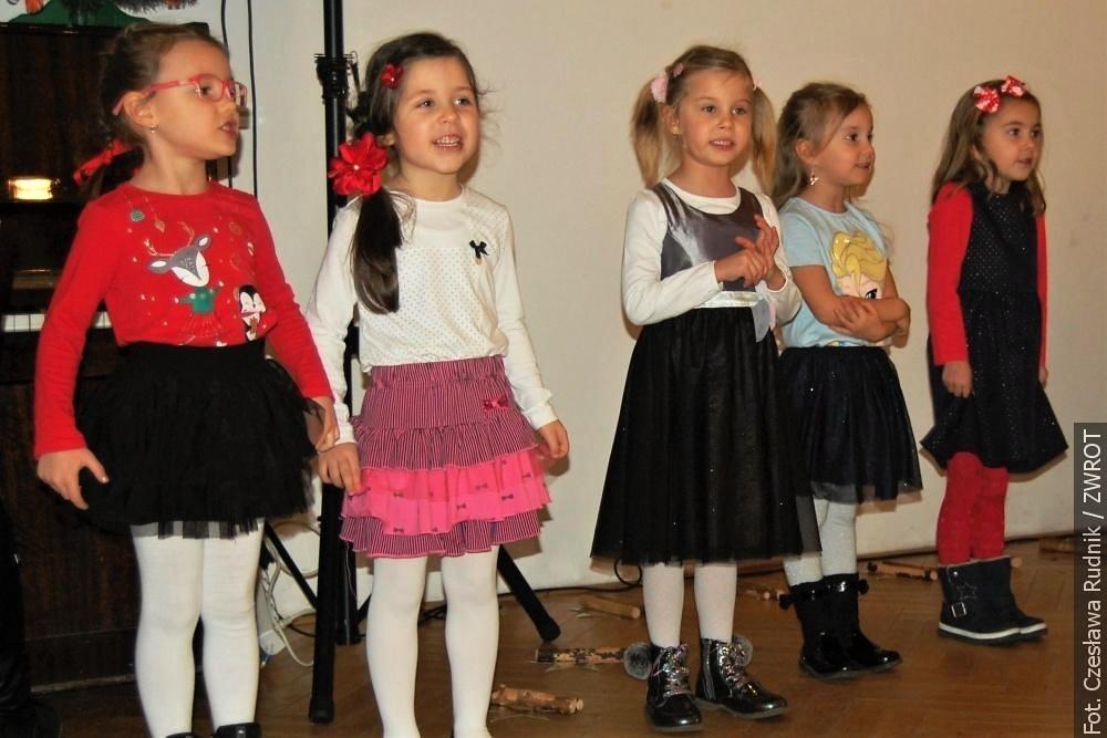 Předškoláci přinesli do programu dětské nadšení