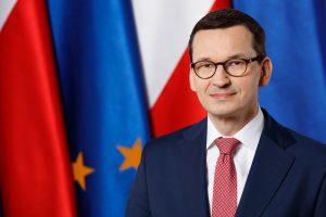 Prohlášení premiéra Mateusze Morawieckého
