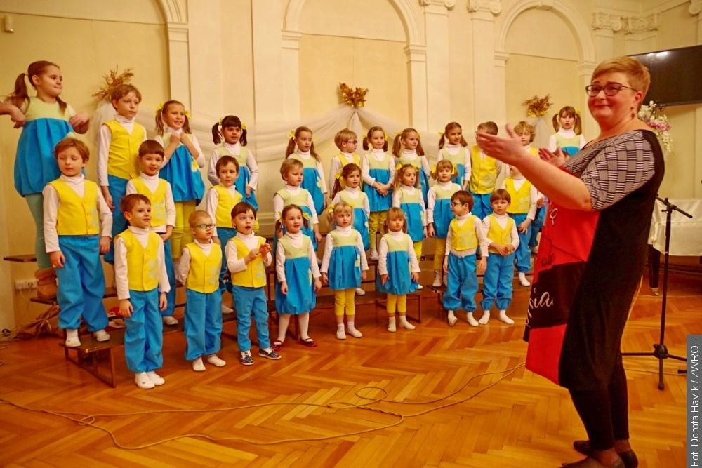 Dětský sbor Cieszynianka zpívá už 45 let