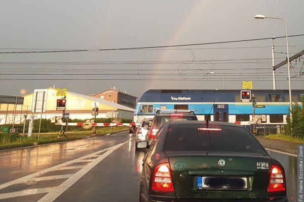 Železniční přejezd ve Vendryni monitorují kamery
