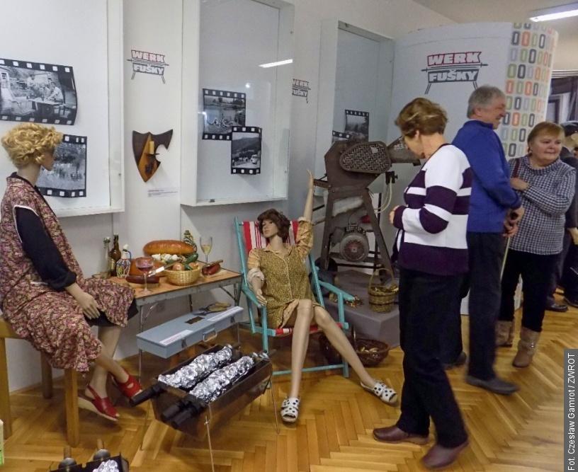 Muzeum vTřinci vystavuje werkfušky