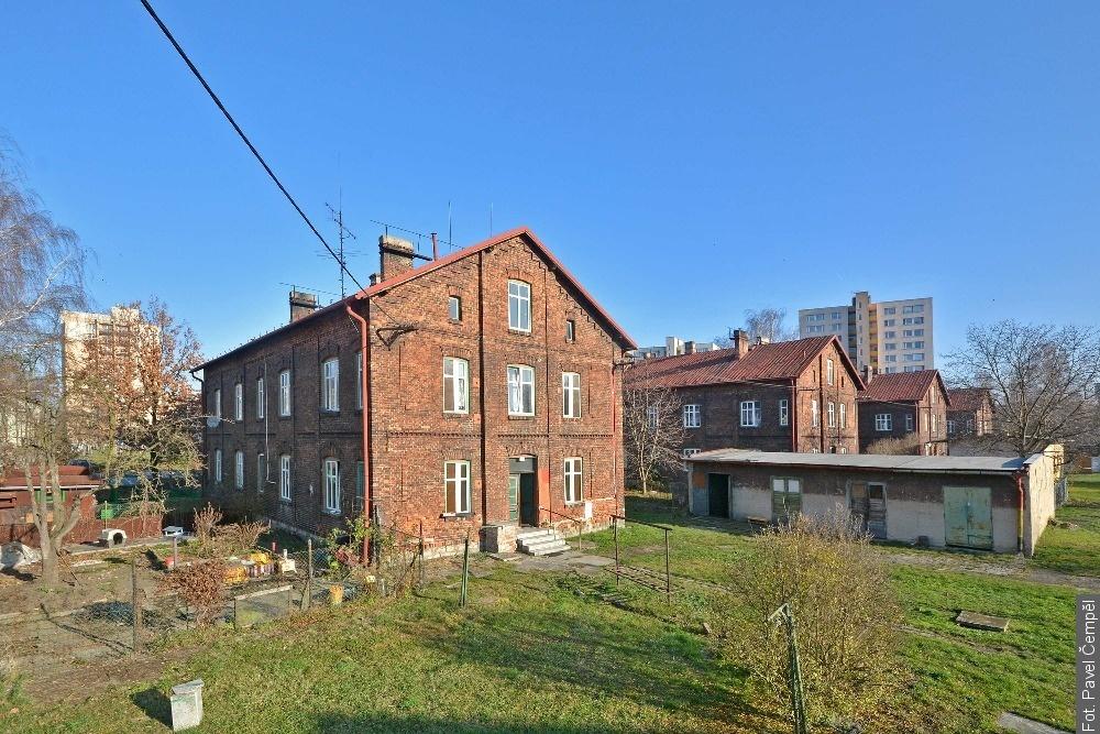 Bývalá dělnická kolonie v Bohumíně se promění v atraktivní bydlení