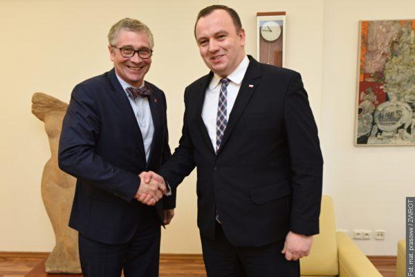 Zájmy uhelných regionů chce Moravskoslezský kraj v Bruselu prosazovat s polskými sousedy