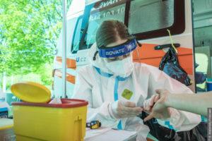 Moravskoslezský kraj spustí plošné testování obyvatel
